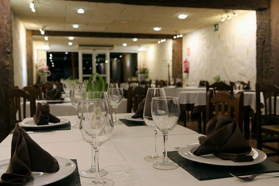 Restaurante para cenas románticas