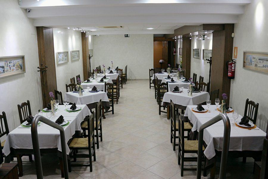 Salón superior Restaurante Galli