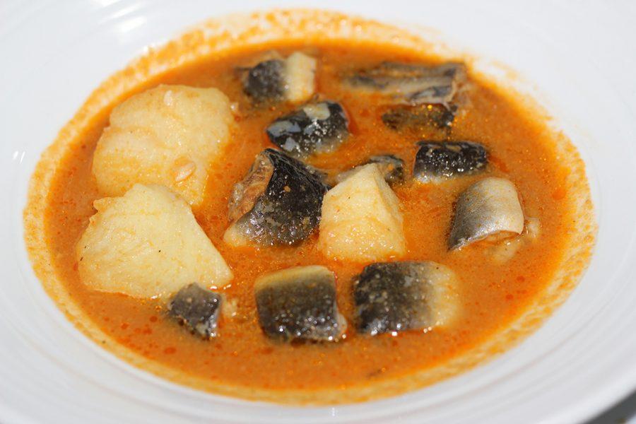 All i pebre Restaurante Galli