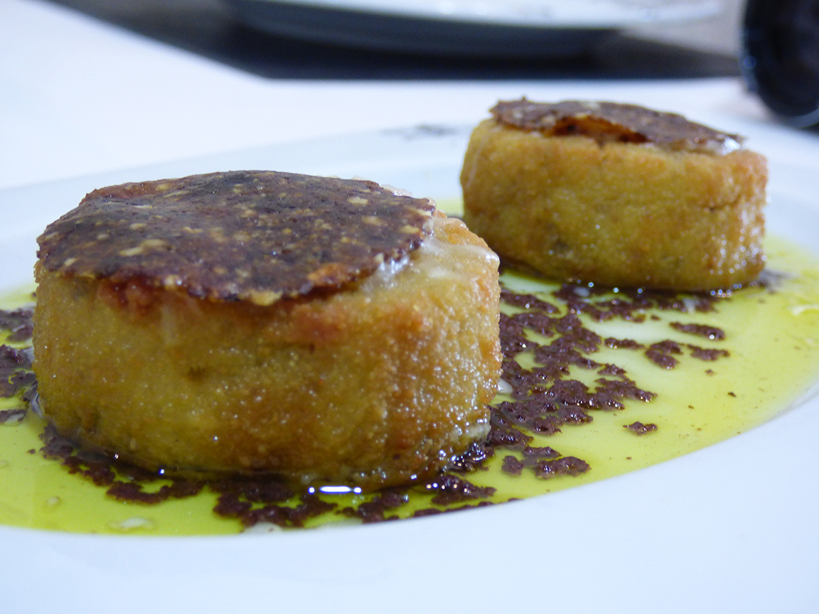 Croquetas de Bechamel Restaurante Galli
