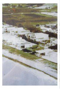 Vista aérea de la antigua Playa de Puçol